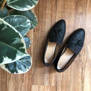 Nisolo Black Frida Loafers